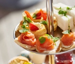 Mother's Day High Tea at the President Hotel : President Hotel, Cape Town