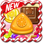 Candy Match Free New 2! Icon