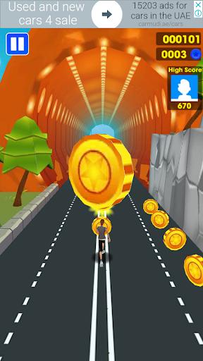 Subway Surf Boy Teen edition 1.7 screenshots 3
