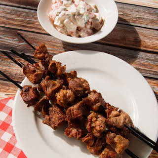 Mouth-watering Russian-style Shish-kebabs Without A Grill.
