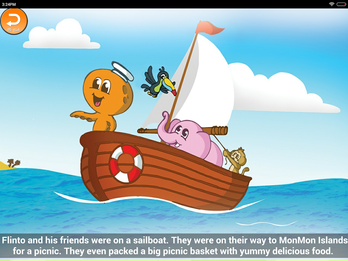 Kids Storybooks & Activities- screenshot
