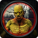 Zombie Frontier: Apocalypse FPS Sniper Games 2018 Icon