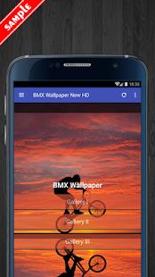BMX Wallpaper HD - náhled