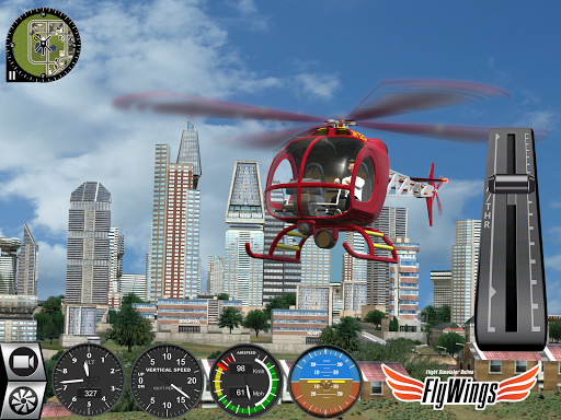 Helicopter Simulator 2016 Free  screenshots 12