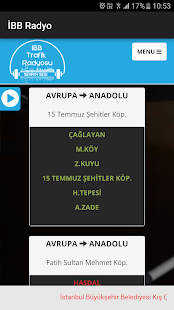 İBB Radyo- screenshot thumbnail
