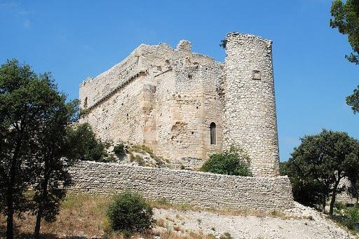 photo de monastère de la Colline de Thouzon