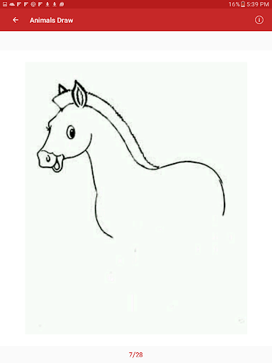 Drawing Animals screenshot 12