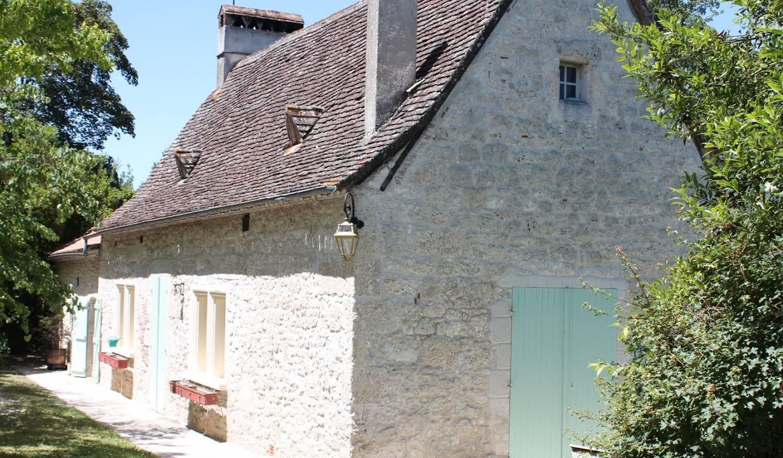 Maison avec terrasse Monbazillac