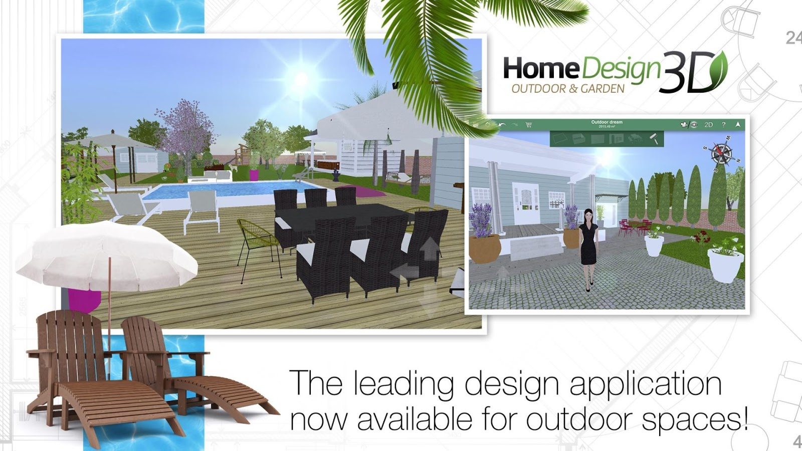 Home design 3d outdoor garden android apps on google play for 3d design app