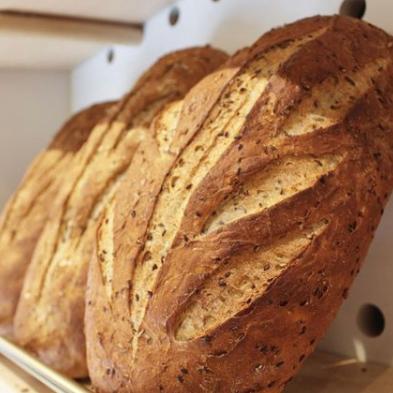 Flax Seed Loaf