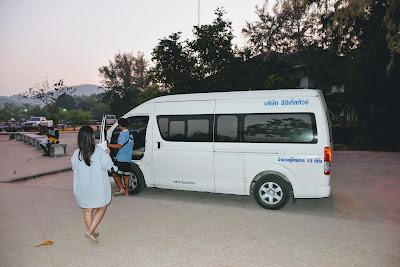Pickup service from your hotel in Krabi