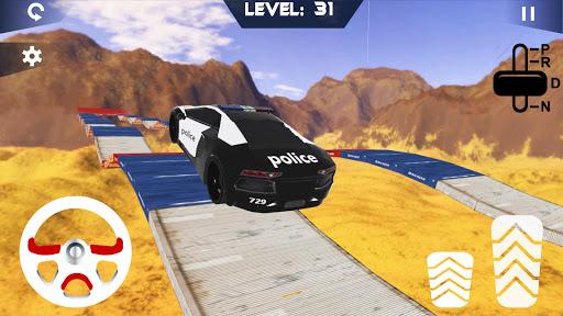Police Jeep Stunts On Impossible Tracks image | 8