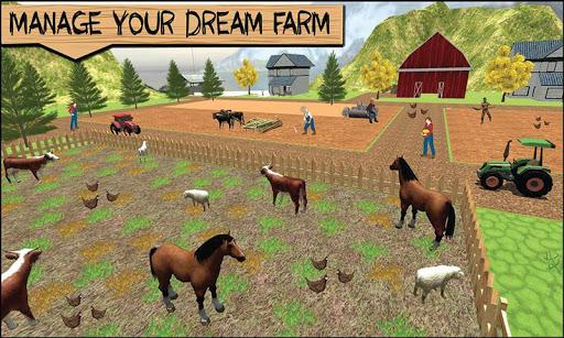 USA Farming Sim 19  trampa 5