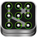 Pattern Screen Lock Icon
