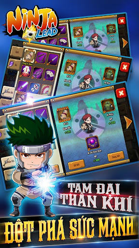 Ninja LEAD 1.0.0 screenshots 3