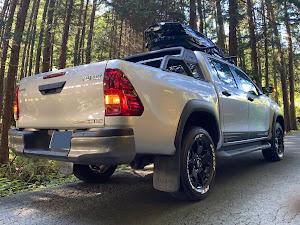 ハイラックス 4WD ピックアップのカスタム事例画像 ダイテルさんの2020年10月12日22:04の投稿