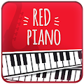 Red Piano Tiles 2018 APK