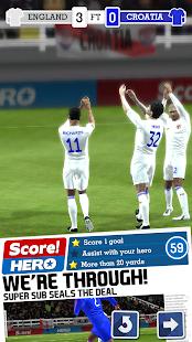 Score! Hero mod apk