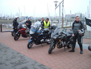 Photo: aankomst jachthaven Blankenberge