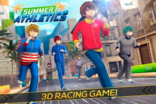 Summer Athletics 3D Rio 2016