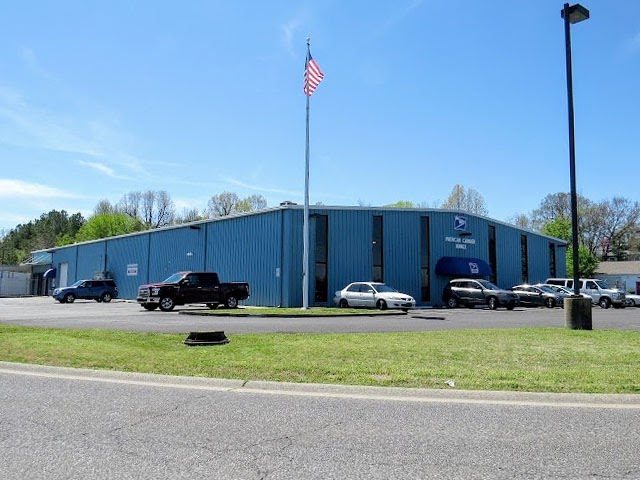Paducah, Kentucky carrier annex