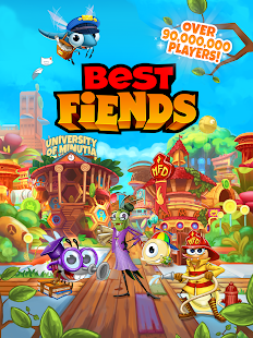Game Best Fiends - Free Puzzle Game APK for Windows Phone