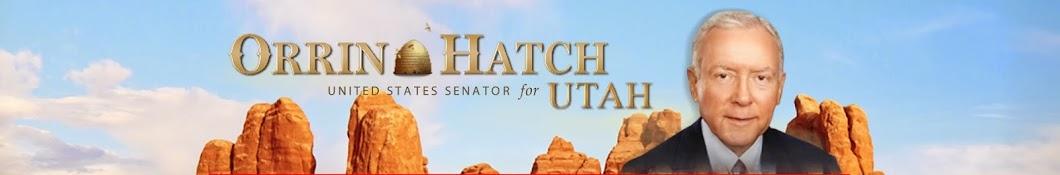 SenatorOrrinHatch Banner