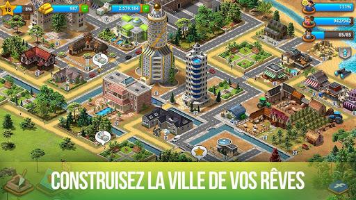 Sim ville sur île paradisiaque APK MOD – Pièces Illimitées (Astuce) screenshots hack proof 2