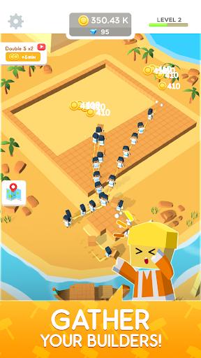 Idle Landmark Tycoon - Builder Game Apk 2