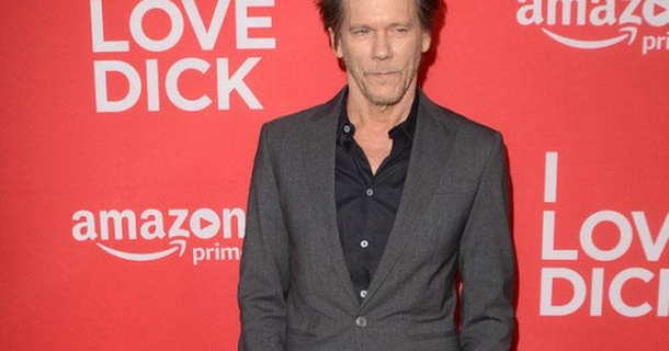 Kevin Bacon tells porkies about not wanting to be on TV