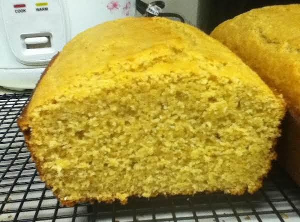Brown Sugar Corn Bread
