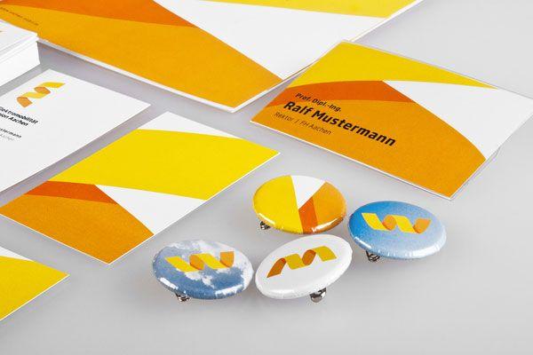 Màu sắc nhận diện cho thương hiệu Aachen