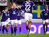 Aimé Anthuenis voit Anderlecht dans le top 6