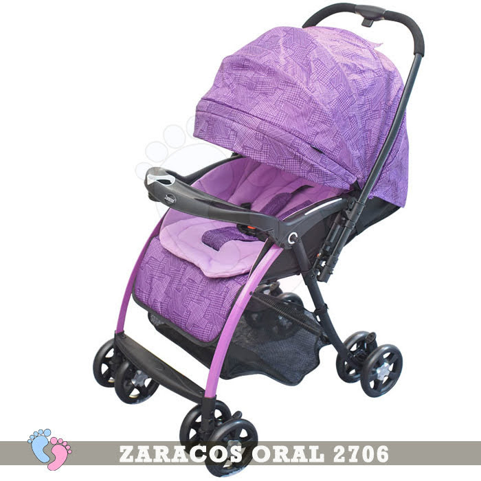 Xe đẩy trẻ em 2 chiều Zaracos Maxell 2606 1
