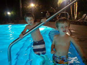 Photo: Night Swimming