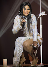 Photo: Toni Braxton at Sound Board 2016