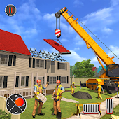 My Family House Builder Construction Games 2018
