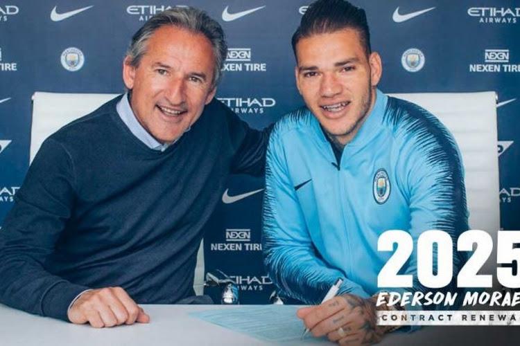 Manchester City geeft kaderstuk na zijn eerste seizoen een nieuw contract van... zeven jaar (!)
