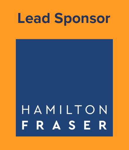 Lead Sponsor - Hamilton Fraser