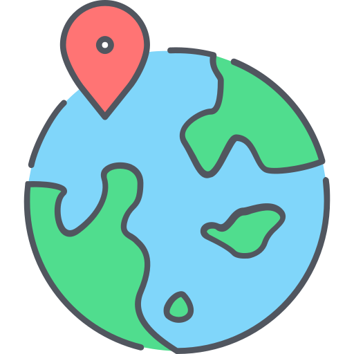 Natural Wonders Map