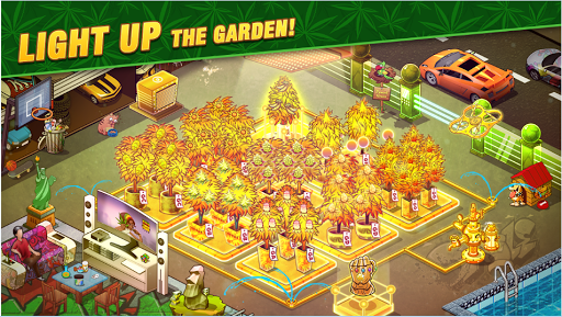 Bud Farm Idle - Growing Tycoon Garden Decor 1.36 screenshots 1