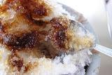 陳Q古早黑砂糖剉冰