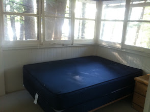 Photo: Bedroom in the Infirmary.
