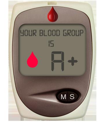 Blood Group Simulation Prank