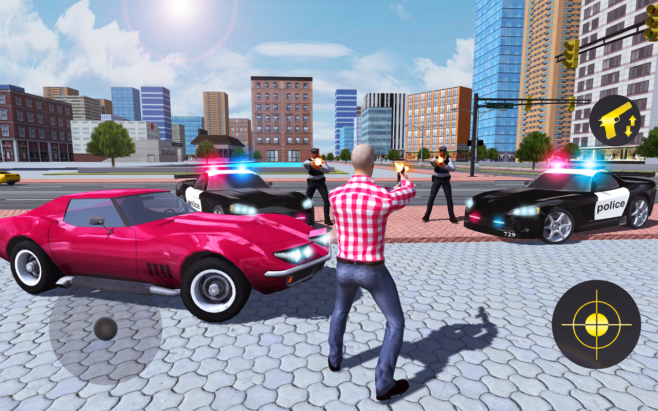 Grand Gangster City 3D- screenshot