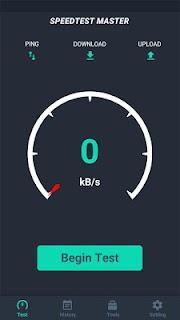 Net Bandwidth SpeedTest Master screenshot 09