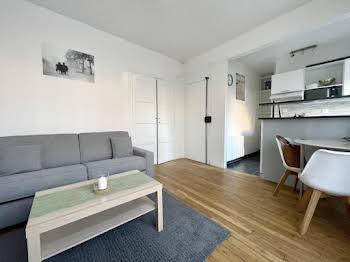 Studio meublé 21,02 m2