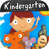 Animal Kindergarten Math Games