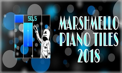 Marshmello Piano Tiles