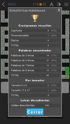 Crosswords - Spanish version (Crucigramas) apkpoly screenshots 23